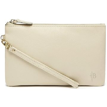 Hbutler Mightypurse iPhone Charging Wallet Cream (MP486)