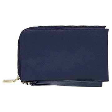 Hbutler Mightypurse iPhone Charging Wallet Navy (MP487)