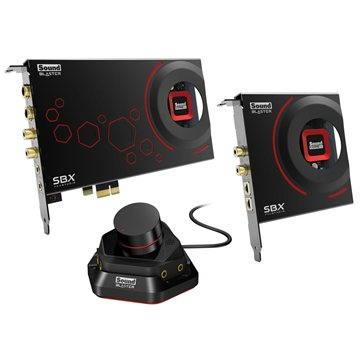 Creative Sound Blaster ZxR + Sound Blaster DBpro (70SB151000001)