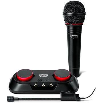 Creative SOUND BLASTER R3 + 2x Microphone (70SB154000000)