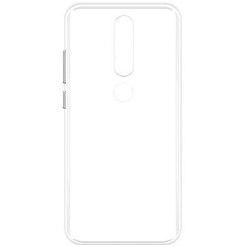 Hishell TPU pro Nokia 4.2 čirý (HISHa179)