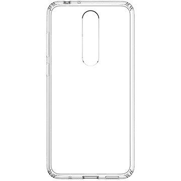 Hishell TPU pro Nokia 5.1 Plus čirý (HISHa180)