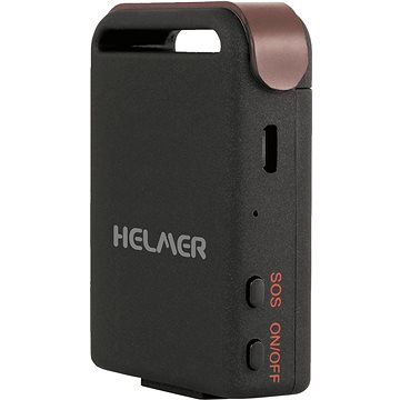 Helmer LK 505 + ZDARMA SIM karta GoMobil s kreditem 100Kč