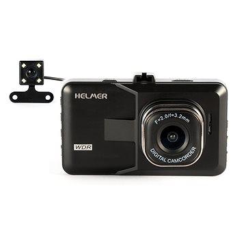 Helmer Carcam Dual HD 2017