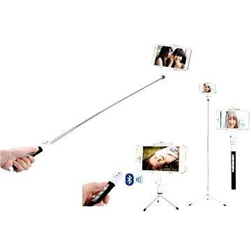 Helmer Tripod 02 Bluetooth - černá (8595568473448)