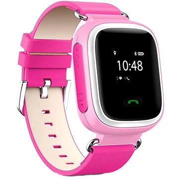 Dětské hodinky Helmer LK 702 růžové (8595568486141)