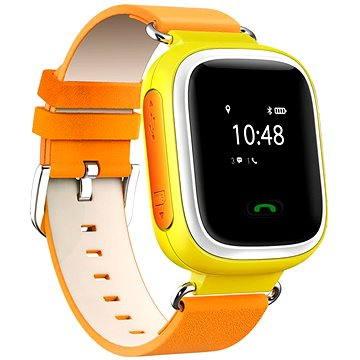 Dětské hodinky Helmer LK 702 žluté (8595568486226)