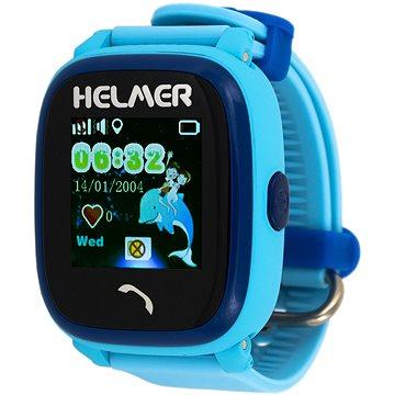 Dětské hodinky Helmer LK 704 modré (8595568464576)