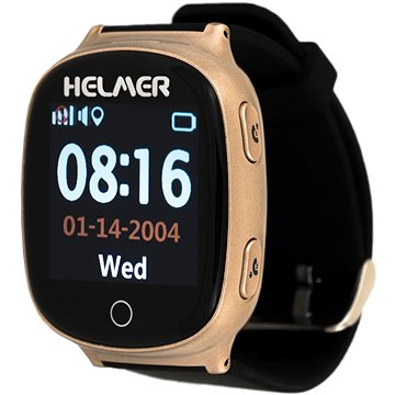 GPS hodinky Helmer LK 705