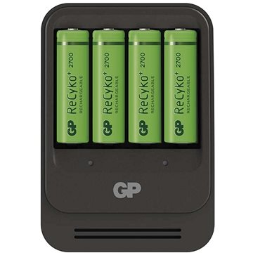 GP PowerBank PB570 + 4AA2700 (1604157000)