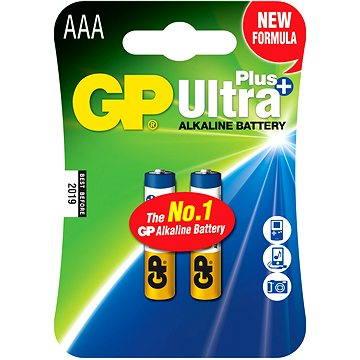 GP Ultra Plus LR03 (AAA) 2ks v blistru (GP24AUP)