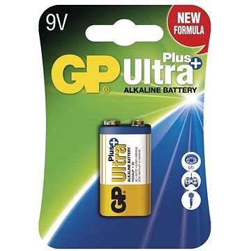 GP Ultra 6LF22 (9V) 1ks v blistru (GP1604AUP)