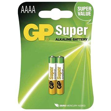 GP Alkalická speciální baterie GP 25A (AAAA, LR8), 2 ks (1021002512)