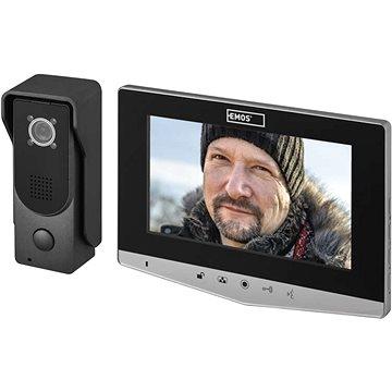EMOS Sada domácího videotelefonu H2030 stříbrný (3010002030)