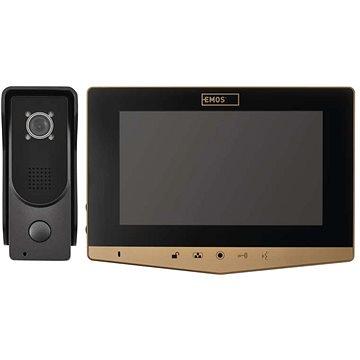 EMOS Sada domácího videotelefonu H2031 zlatý (3010002031)