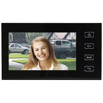 EMOS Přídavný domácí videotelefon H1114 (3010001114)