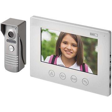 EMOS Domácí videotelefon H2014, barevná sada s WiFi (3010000121)