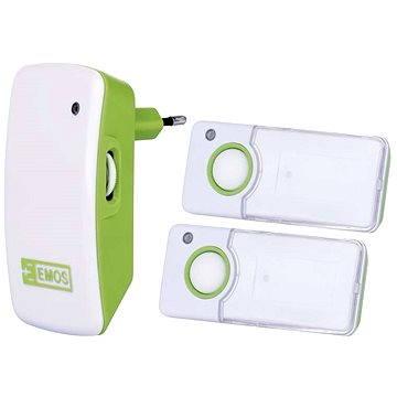 Emos P5741 bílo-zelený (3402041000)