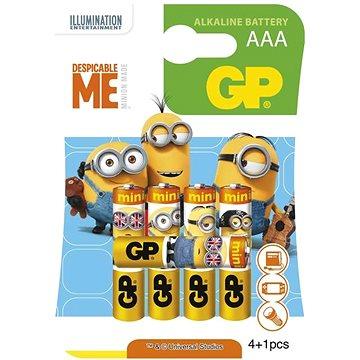 GP LR03 (AAA), limitovaná edice MIMONI 4+1 (1009411402)