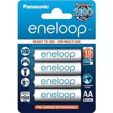 Panasonic eneloop AA 1900mAh 4ks (HR-3UTGB-4BP)