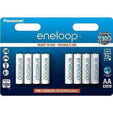 Panasonic eneloop AA 1900mAh 8ks (HR-3UTGB-8BP)