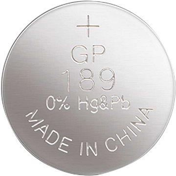 GP Alkalická knoflíková baterie LR54 (189F) 1.5V (1041018910)