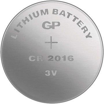 GP Lithiová knoflíková baterie GP CR2016 (1042201611)