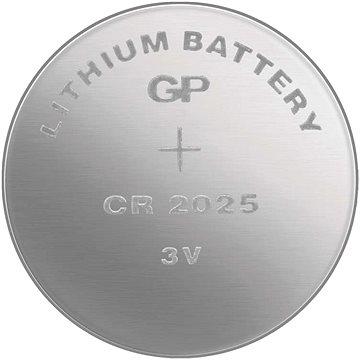 GP Lithiová knoflíková baterie GP CR2025 (1042202511)