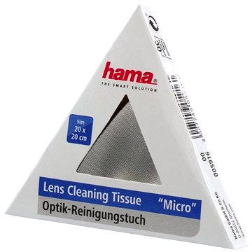 Hama utěrka MICRO OPTIC-CLEANER (5916)