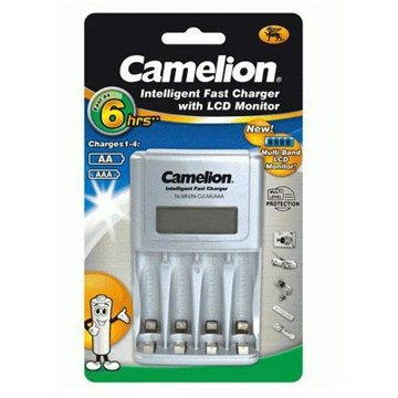 Camelion Plug-In Charger BC-1012