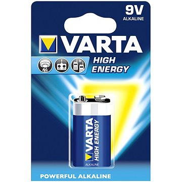 VARTA High Energy 9V block 6 LR 61 (04922121411)