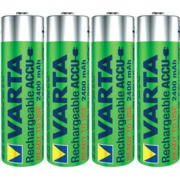 VARTA Power Accu, AA tužkové NiMH 2400mAh, 4ks (56756101404)