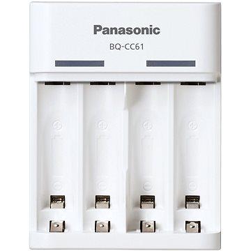 Panasonic Nabíjení článků přes USB (NAB. CC61E ENELOOP )