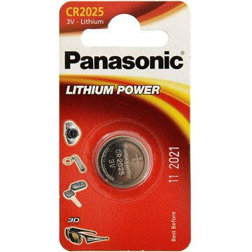 Panasonic CR2025 (CR-2025EL/1BP)
