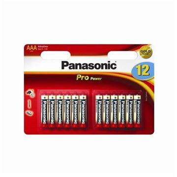 Panasonic AAA LR03 PPG/12BW Pro Power (LR03PPG/12BW)