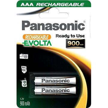 Panasonic Ready to Use EVOLTA AAA HHR-4XXE/2BC 900 mAh