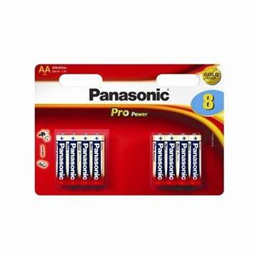 Panasonic AA LR6 PPG/8BW Pro Power (LR6PPG/8BW)