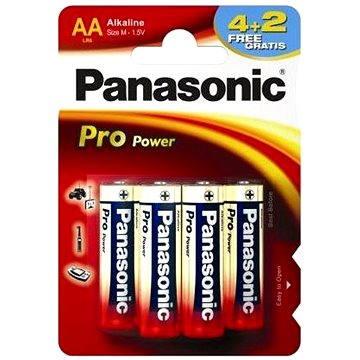 Panasonic Pro Power AA LR6 4+2ks v blistru (LR6PPG/6BP)