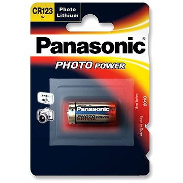 Panasonic CR-123A (CR-123AL/1BP)
