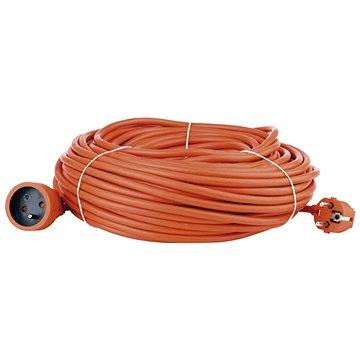 Emos Prodlužovací kabel 40m, oranžový (1901014000)