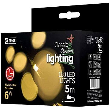Emos 160 LED Xmas CLAS NET (8592920026670)