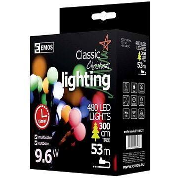 Emos 480 LED Xmas CHERY TIMER (8592920028483)