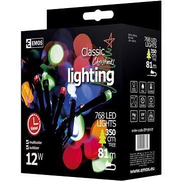Emos 768 LED Xmas CLAS TIMER (8592920028360)