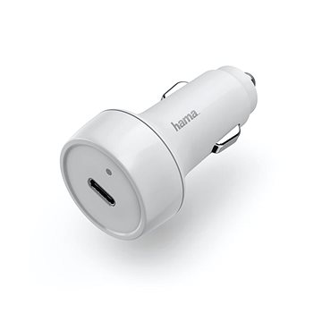 Hama do auta USB-C Quick Charge 3.0 Power Delivery 18W (183278)