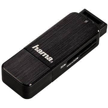 Hama USB 3.0 černá (123901)