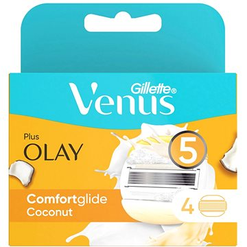 GILLETTE Comfortglide Venus & Olay 4 ks (7702018267651)