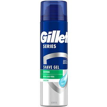 Gillette Series Sensitive Skin gel na holení pro citlivou pleť 200 ml
