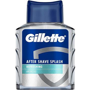 Gillette Series Arctic Ice voda po holení 100 ml