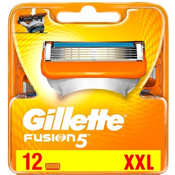 Gillette Fusion 12ks