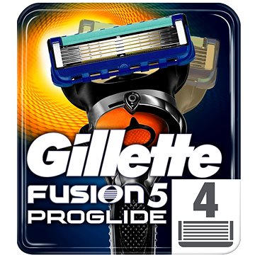 GILLETTE Fusion Proglide Manual 4 ks (7702018085514)